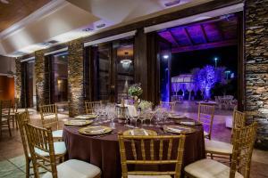 Presentación de Mesa - Factoría Resort
